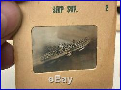 200+ WW2 US Army Air Forces Ship Slides US, France, British, Japan