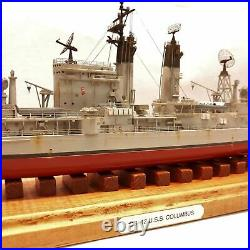 CG-12 USS Columbus / Pro-Built / FREE SHIPPING