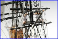 Cutty Sark (no sail) Handcrafted Wooden Ship Model
