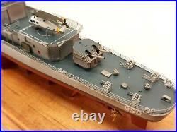 DD-850 USS Joseph P Kennedy / 1-350 Pro Built / FREE SHIPPING