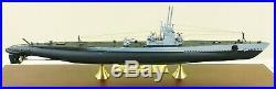 Danbury Mint USS Barb Submarine Model Ship Display Navy Military Battleship