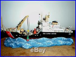 Detailed Model USCGC George Cobb Coast Guard Cutter