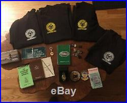 Electric Boat (EB) / General Dynamics / Boilermaker Gear Collection