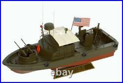 Executive Series Pbr Mkii Patrol Boat 1/24 Bn Scmcs015w