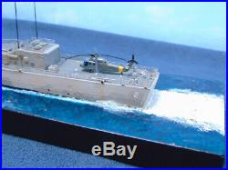 FFG-2 USS Ramsey / Pro built diarama / FREE SHIPPING