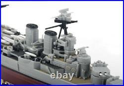 FOV British HMS Hood Cruiser 1/700 diecast model ship