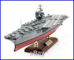FOV USS Enterprise (CVN-65) 2001 Aircraft carrier 1/700 diecast model ship