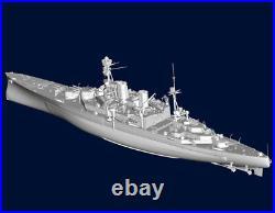 HMS REPULSE 1941 1/350 ship Trumpeter model kit 05312