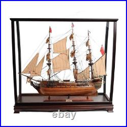 HMS Surprise Large with Table Top Display Case