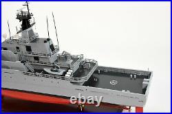 HMS Tyne P281 River-class Offshore Patrol Vessel Handmade Ship Model 32