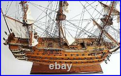 HMS Victory Model Ship from Old Modern Handicrafts Fully Assembled