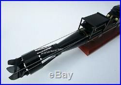 Human Torpedo SLC Italian Model 28 Handcrafted Wooden Model NEW