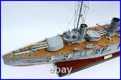 Imperatritsa Mariya Battleship Model 39 Handcrafted Wooden Model NEW