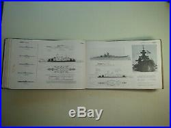 Jane's Fighting Ships 1940 Hard Cover with dust jacket