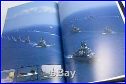 Japan Maritime Self-Defense Force Photo Book in English 1988 JMSDF