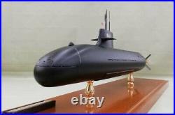 Konishi models 1/200 Sry-class Submarine Model ship W48.5xH19.5xD14cm Japan