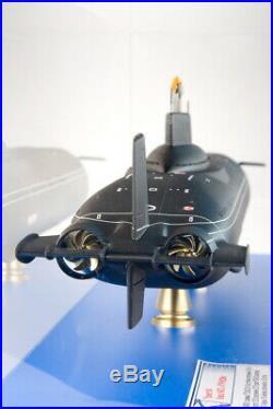 Model submarine project 941 Shark (Typhoon for NATO codification) 1 700 28 cm