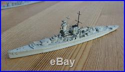 Neptun 1/1250 hunt of GRAF SPEE & RN cruisers EXETER & ACHILLES River Plate 1939