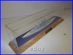 Neptun/spidernavy De Ww2 Battlecruiser Gneisenau 1/1250 Model Ship Brand New