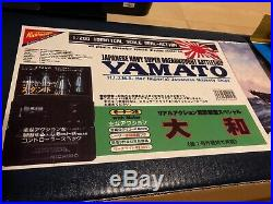 Nichimo 1/200 scale IJN japanese navy battleship YAMATO / tamiya / hasegawa
