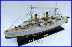 Poltava Russian Battleship Model 33 Handcrafted Wooden Model NEW