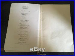 Rare Commissioning Program U. S. S. Kearsarge March 2,1946