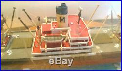 Revell Factory Built Model of The Hawaiian Pilot C-3 Freighter