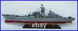 Russian Navy Battlecruiser Pyotr Velikiy Museum Quality War Ship Model 39
