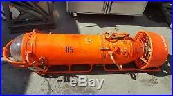 Soviet Cold War Diver Propulsion Vehicle DPV Naval Hardware