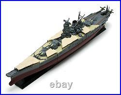 TaKaRa Japanese Battleship Yamato A150 (light color deck) 1/700 ship model kit