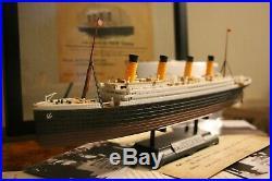 Titanic Model Ship Rms Titanic Ocean Liner New Built/assembled