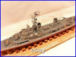 USS Allen M Sumner DD-692 / Pro Built 1-320 / FREE SHIPPING