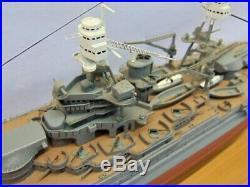 USS Arizona / Pro-built 1/350 / FREE SHIPPING