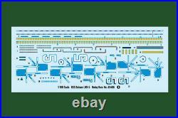 USS BATAAN LHD-5 1/700 ship Hobbyboss model kit 83406