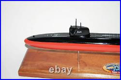 USS Benjamin Franklin SSBN-640 Submarine Model