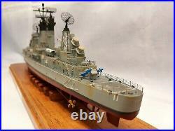 USS CHICAGO CG-11 / 1-500 Pro Built / FREE SHIPPING