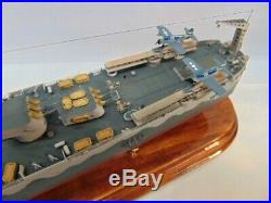 USS Cleveland CL-55 / 1-350 / Pro Biult / FREE SHIPPING