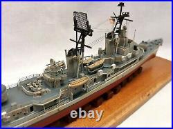 USS EDSON DD-946 / 1-320 Pro Built / FREE SHIPPING