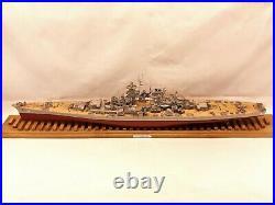 USS Hawaii CB-3 / Pro Built 1-350 / FREE SHIPPING
