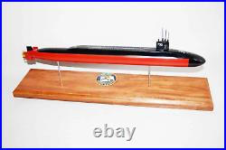 USS Henry Jackson SSBN-730 Submarine Model
