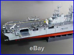 USS IWO JIMA LHD-7 1/350 ship Trumpeter model kit 05615