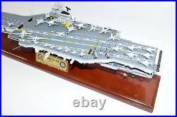 USS Independence CV-62 Aircraft Carrier Model