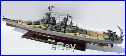 USS Missouri (BB-63) Handcrafted War Ship Display Model 39