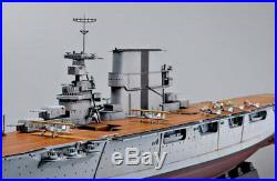 USS SARATOGA CV-3 1/350 ship Trumpeter model kit 05607