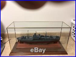 USS Shenandoah (A D 26) Model Ship