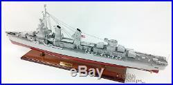 USS Swanson (DD/DDE-443) Handcrafted War Ship Display Model 39