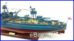 USS Texas (BB-35) Battle Ship Model Scale 1195 Now Museum Ship in Texas