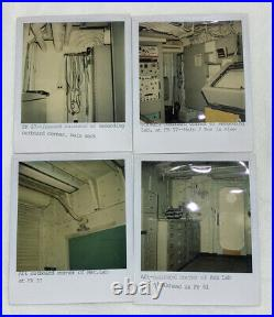 US NAVY SHIP USNS ELISHA KENT KANE T-AGS-27 Lot of 12 Photos on board 1976