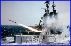 U. S. S. Mississippi WWII Battleship Brass/Bronze Ashtray Museum Piece! Uss navy