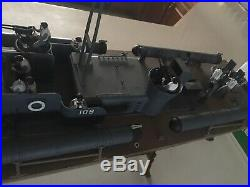 Vintage Navy PT 109 RC Boat 31